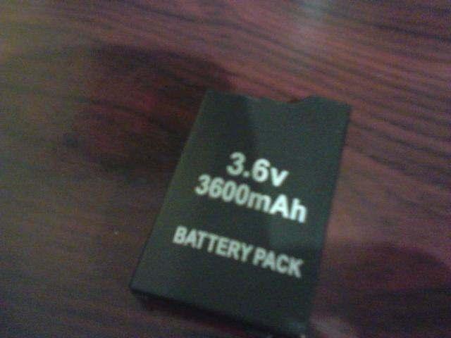 psp baterija