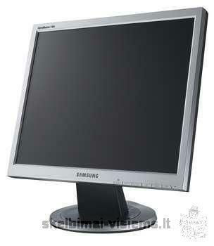 "samsung syncmaster 710n 17"" LCD monitorius"