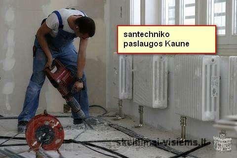 santechnikos darbai Kaune 863305339