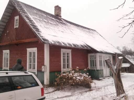 tvarkingas, 1965 m., medinis namas, 43 a sklypas Parduodama 95 kv/m sodyba Šalčininkų raj. Tribonių