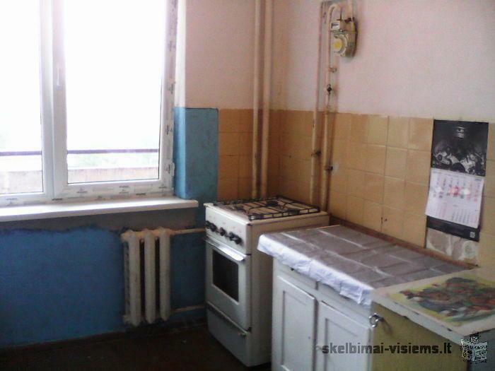 vieno kambario butto nuoma Dainavos rajone