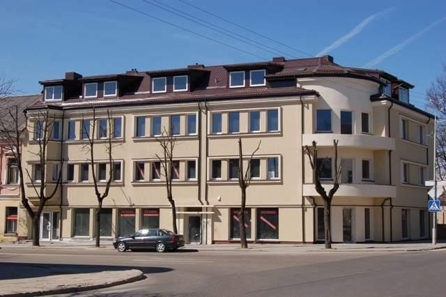 Продажа: здание 1200 кв.м., Mazeikiai