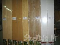 Широкое распространение высококачественного пластика. Доски для стен и потолка отделки