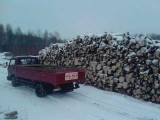 дешево дрова лиственных пород