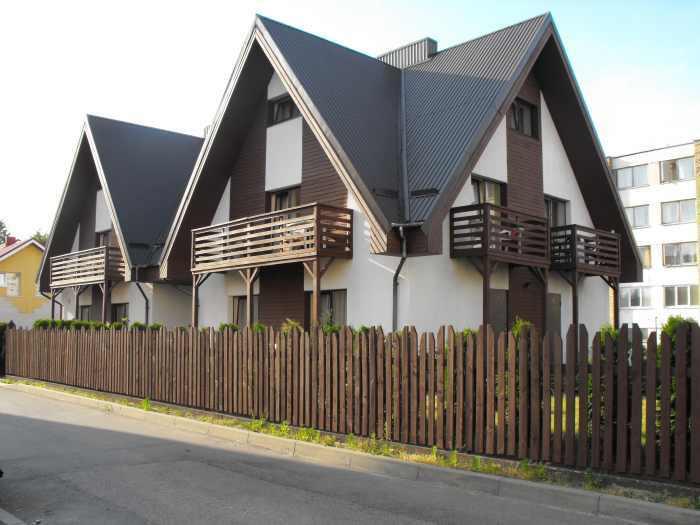 комнаты и апартаменты в аренду в Паланге